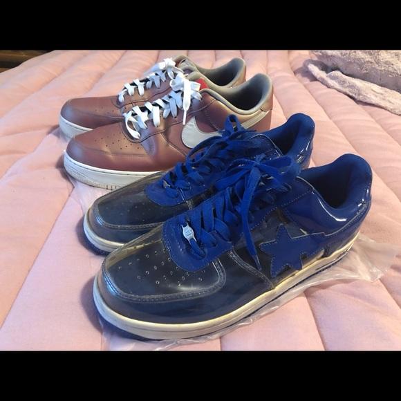 Bape Shoes   Bapesta And Fomposite